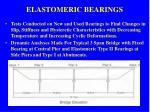elastomeric bearings1