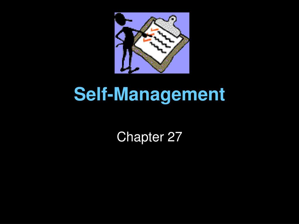 self management l.