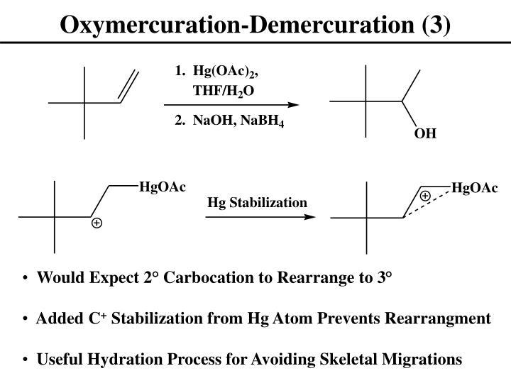 Oxymercuration-Demercuration (3)