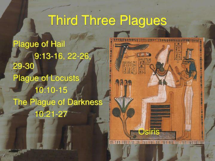 Plague of Hail