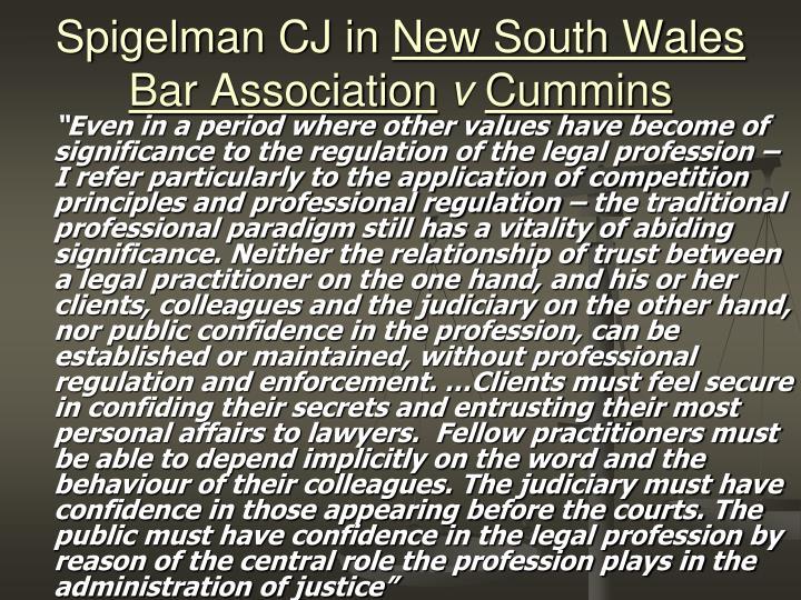 Spigelman CJ in