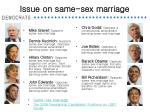 issue on same sex marriage13