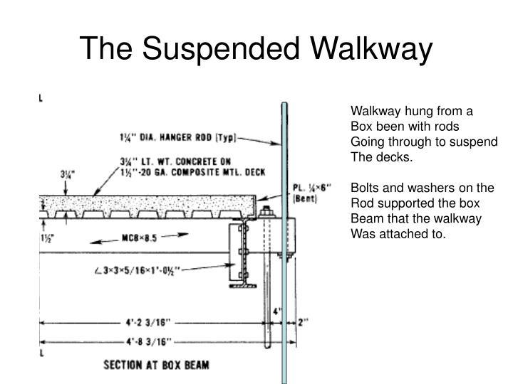 The Suspended Walkway