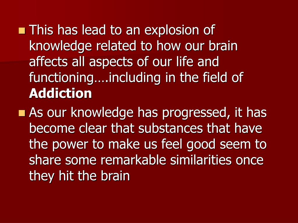 This has lead to an explosion of knowledge related to how our brain affects all aspects of our life and functioning….including in the field of