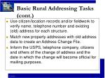 basic rural addressing tasks cont22