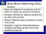 basic rural addressing tasks cont23