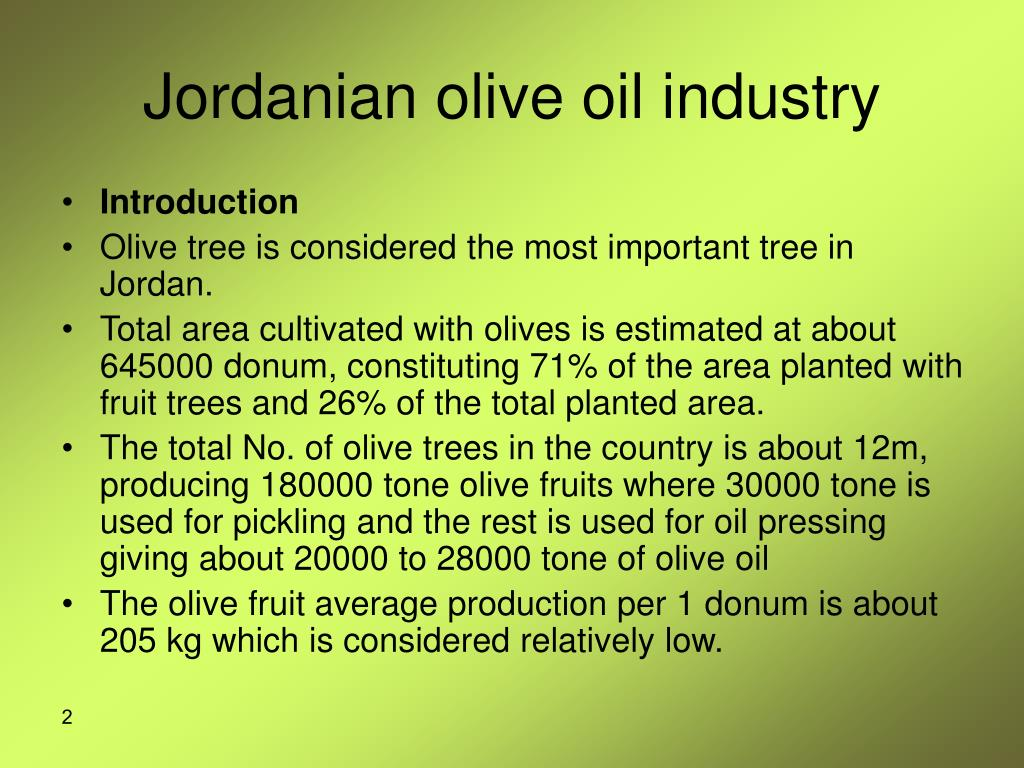 PPT - Olive oil processing PowerPoint Presentation - ID:1443756