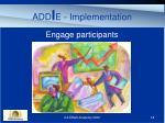 add i e implementation