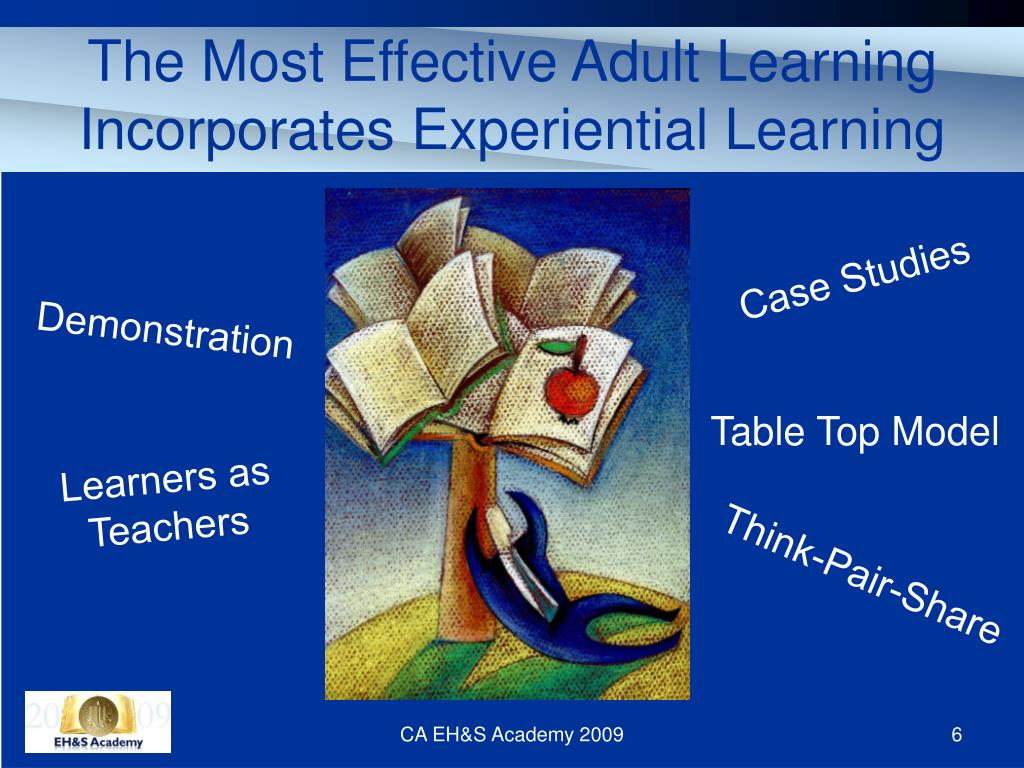 The Most Effective Adult Learning