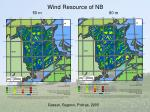 wind resource of nb 50 m 80 m