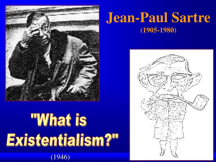 an analysis of the flies by jean paul sartre Sartre's existentialist viewpoint in was only a small part of jean paul sartre's most well known for his straightforward philosophical analysis in.