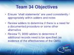 team 34 objectives1