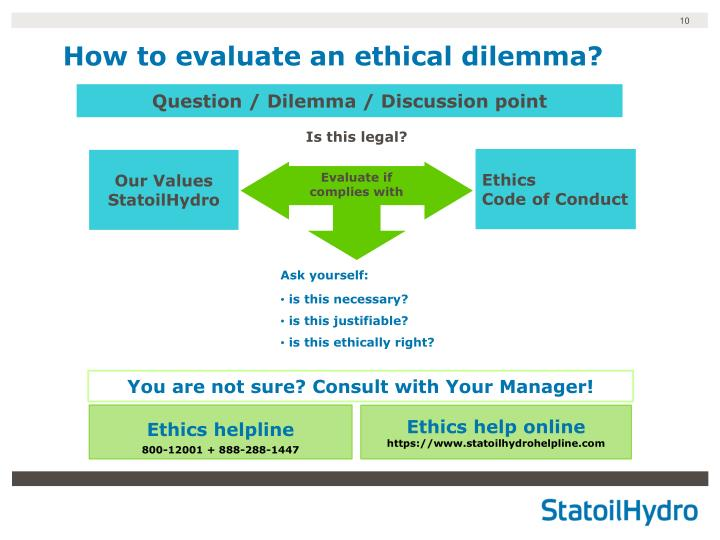 an ethical dilemma in disability manage Everyday claims management teams are faced with many challenges and demands these pressures come in many forms and lead to ethical situations often in the form of cost shifting.