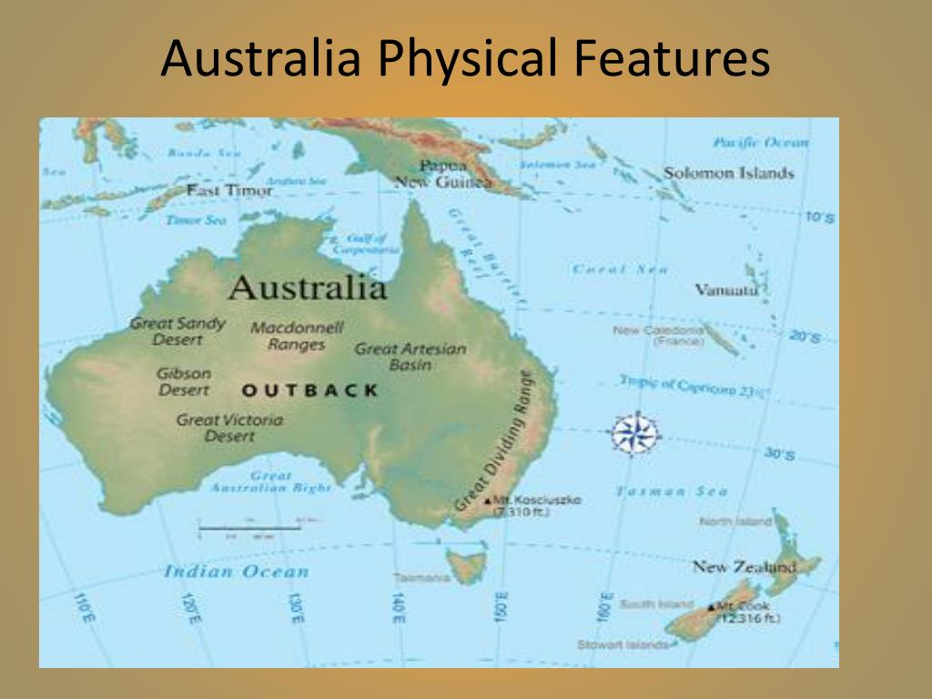 Picture of: Ppt Australia Geography Powerpoint Presentation Free Download Id 1444838