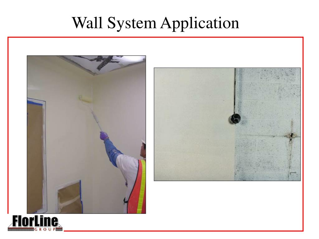 Wall System Application