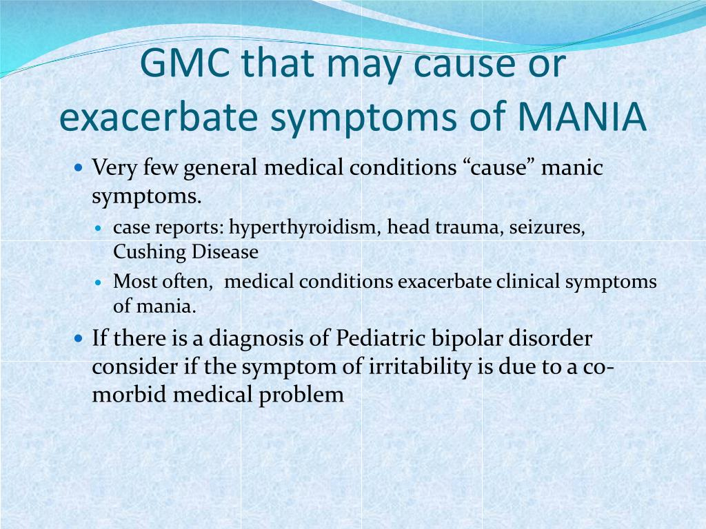 Ppt Psychopharmacology And General Medical Conditions Powerpoint