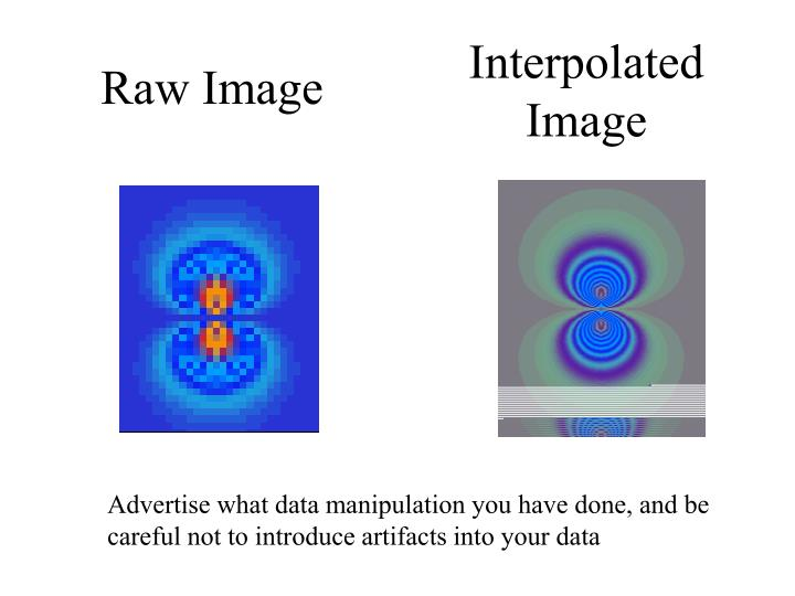 Interpolated Image