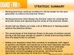 strategic summary7
