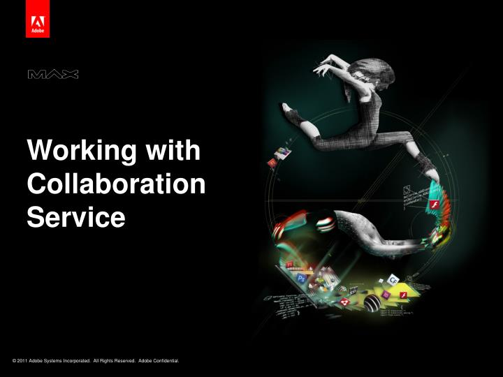 working with collaboration service n.