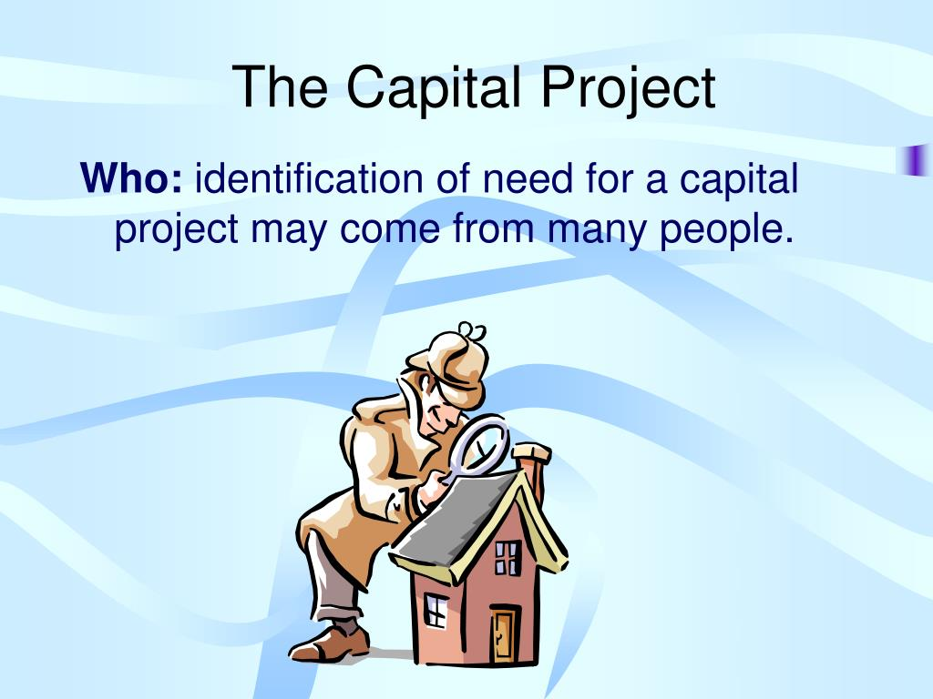 The Capital Project