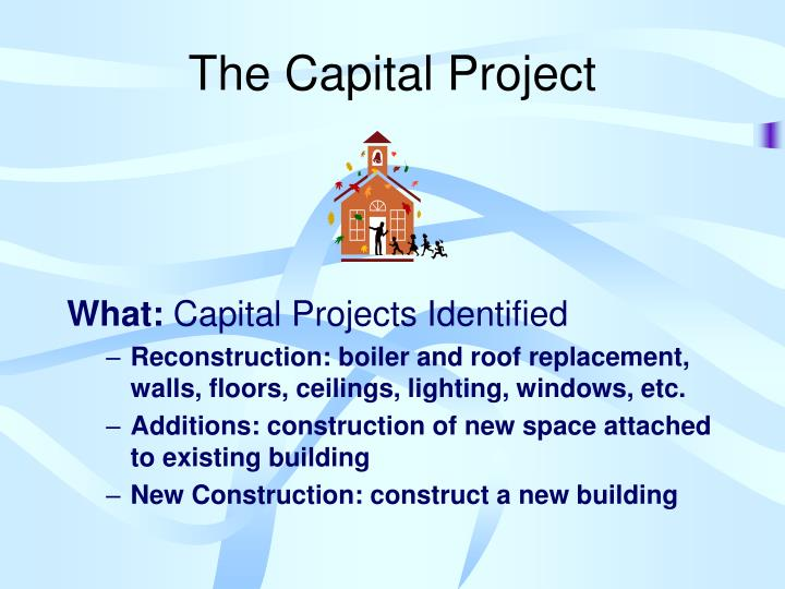 The capital project3