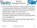 round 2 participation process