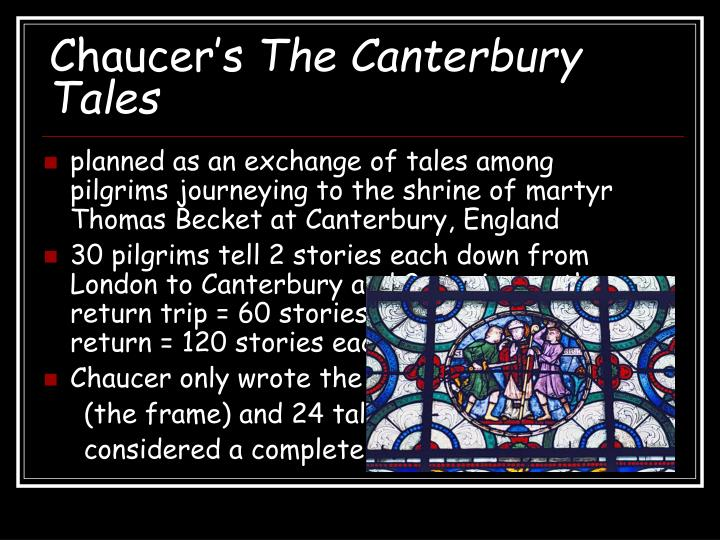 Chaucer's