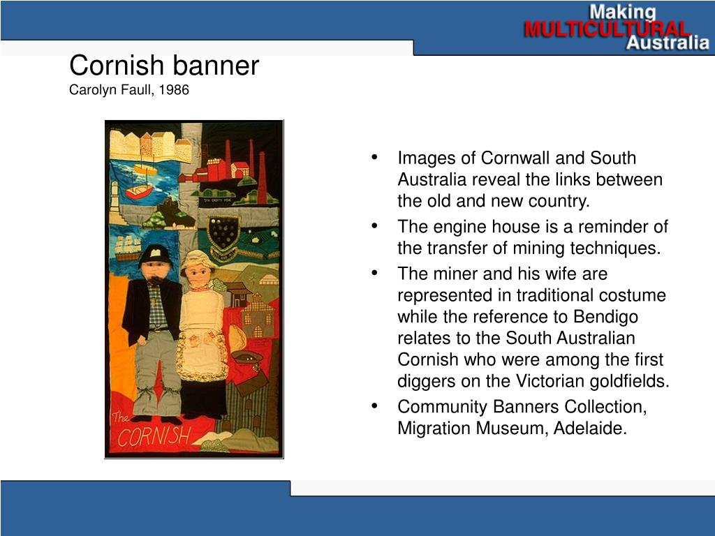 Cornish banner