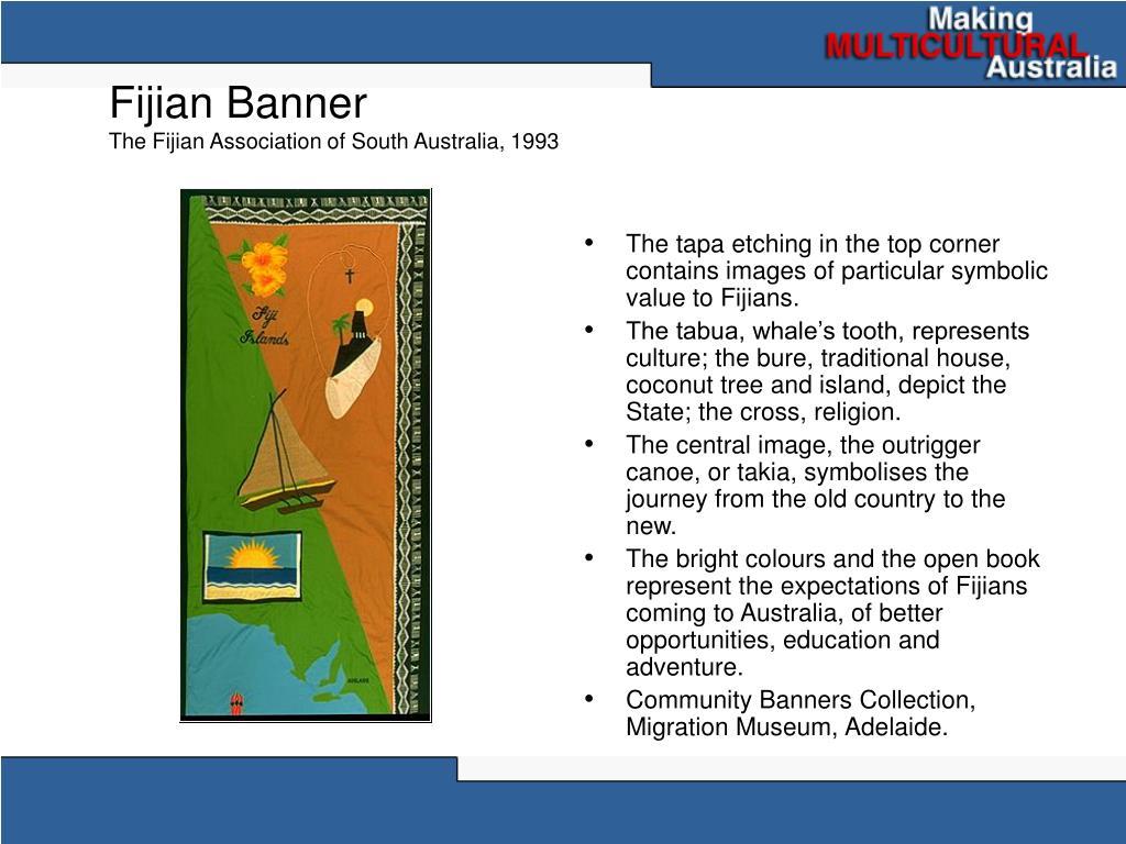 Fijian Banner