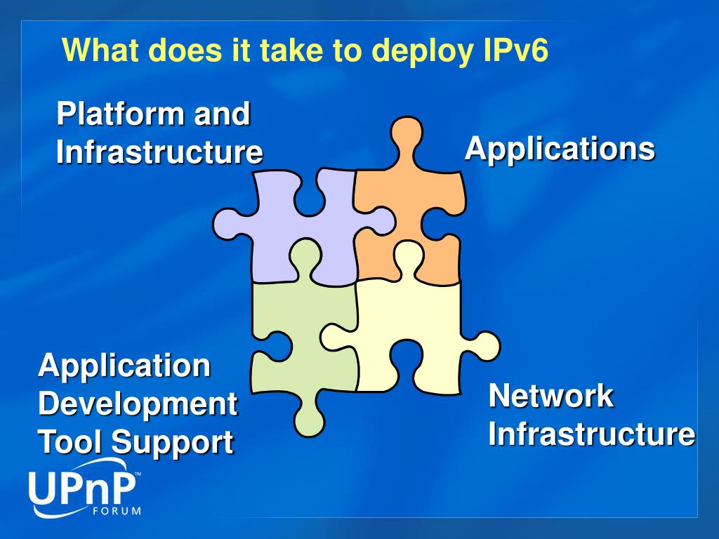 What does it take to deploy IPv6