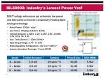 isl60002 industry s lowest power vref