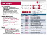 usb scope