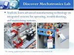 discover mechatronics lab19