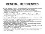 general references2