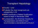 transplant hepatology1