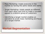 market segmentation1