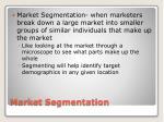 market segmentation2