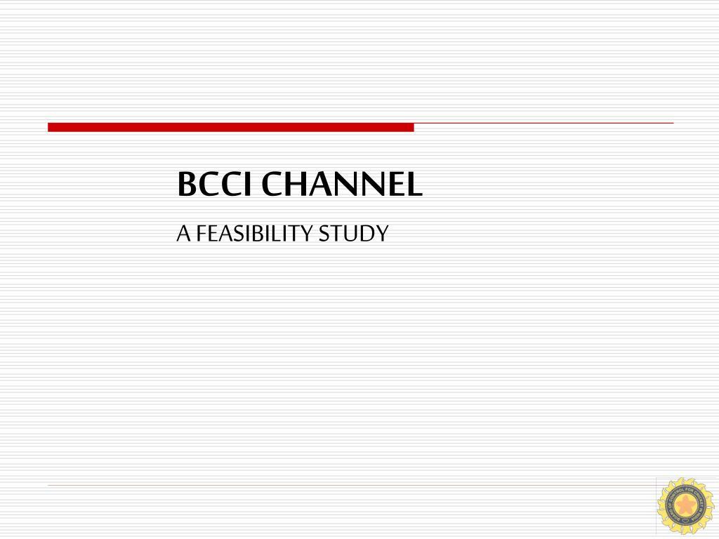 BCCI CHANNEL
