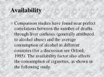 availability67