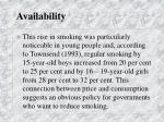 availability71