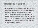 smokers try to give up11