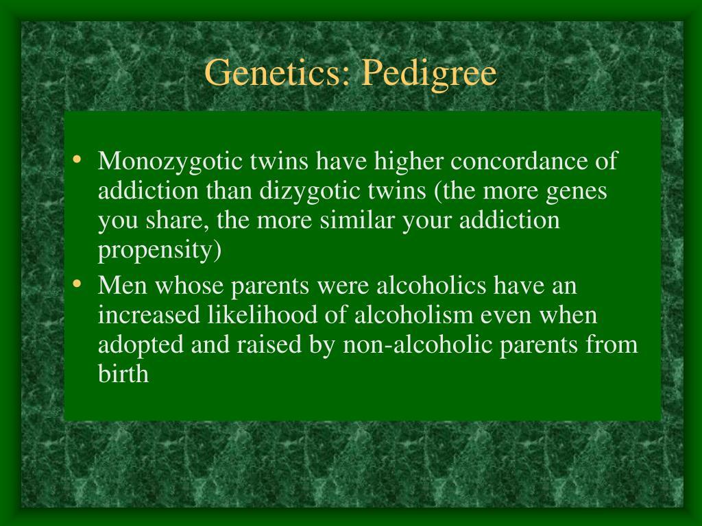 Genetics: Pedigree