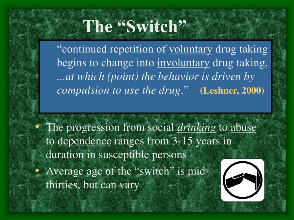 """The """"Switch"""""""