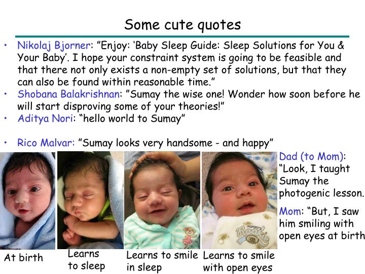 Some cute quotes