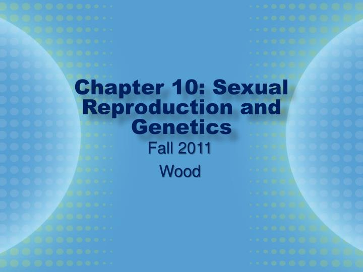 Chapter 10: Sexual Reproduction and Genetics