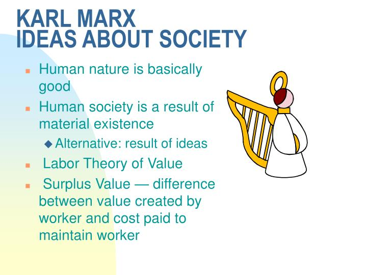 a discussion on karl marxs idea of commodity fetishism explaining the relation between teachers and  In this lesson, we will discuss the difference between socialism and capitalism, how karl marx believed that social class dictated one's social.