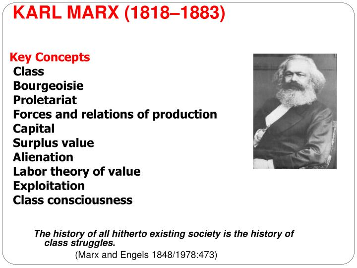 karl marxs theory of alienation analyzes endemic conditions of capitalism Marx's theory of alienation amount of freedom if natural conditions and needs determine that one must work in of capitalism increases alienation.