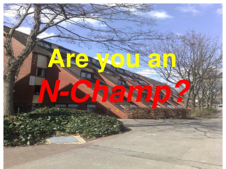 are you an n champ n.