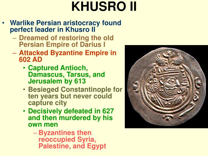 KHUSRO II