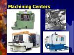machining centers8